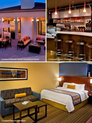 Three Courtyard New Jersey hotels have announced that they will offer a 20 percent discount to guests who book rooms on Feb. 17 or 18, 2015, for stays between Feb. 24 and March 31, 2015. For information, visit http://www.marriott.com/specials/mesOffer.mi?marrOfferId=926829&displayLink=true.