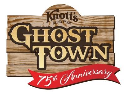 Knott's Berry Farm Ghost Town Logo