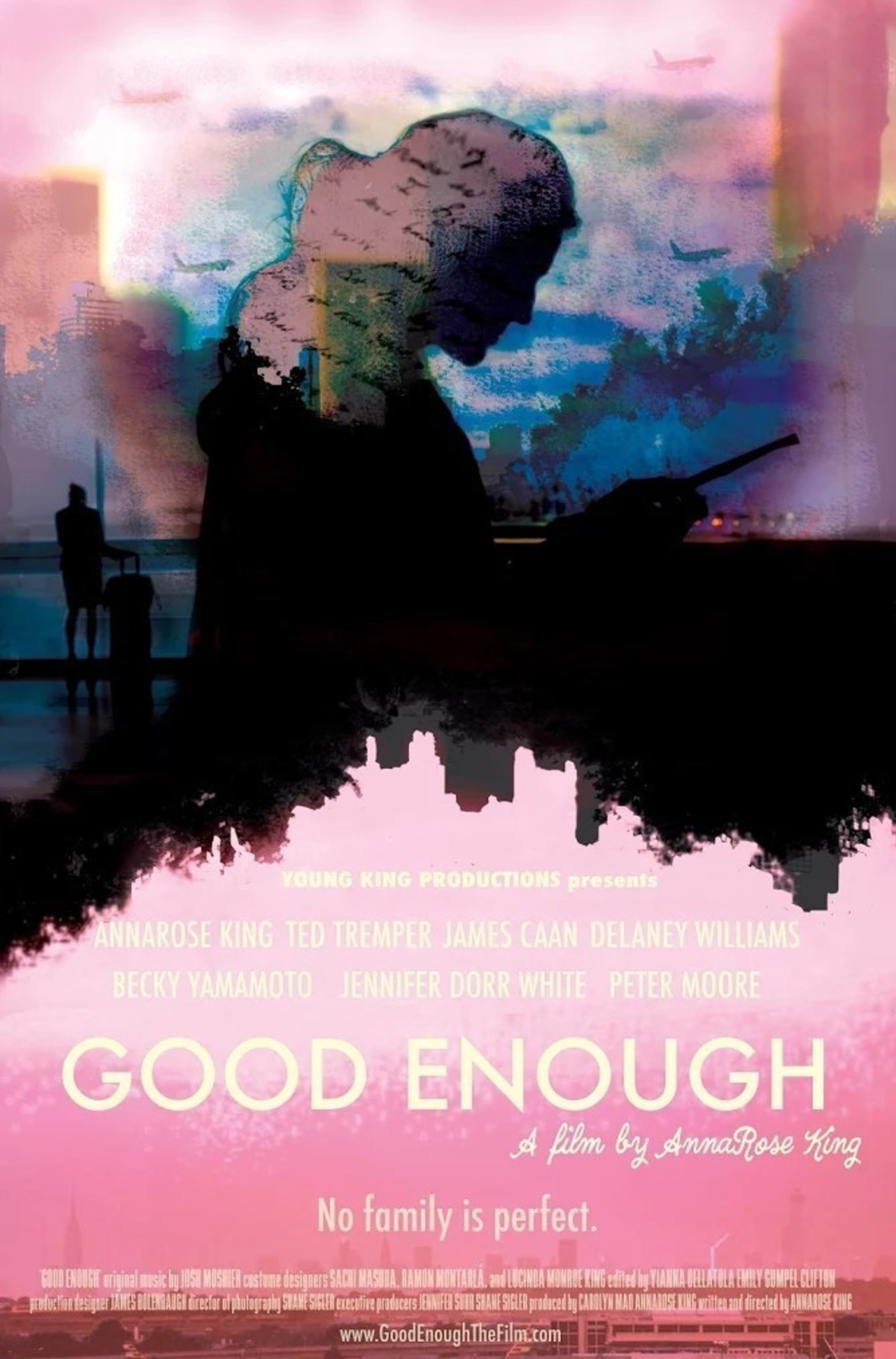 World Premiere of Feature Film Good Enough at the Boston International Film Festival