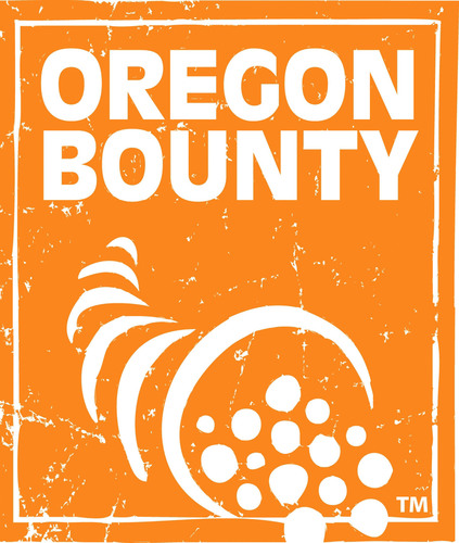Oregon Bounty logo.  (PRNewsFoto/TRAVEL OREGON)