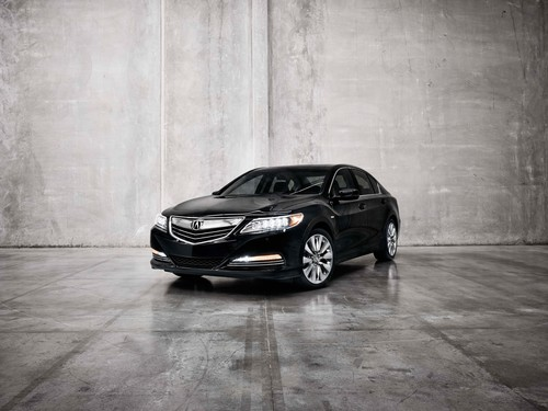 2014 Acura RLX Sport Hybrid SH-AWD: The Most Powerful and Technologically Advanced Vehicle in Acura History to ...