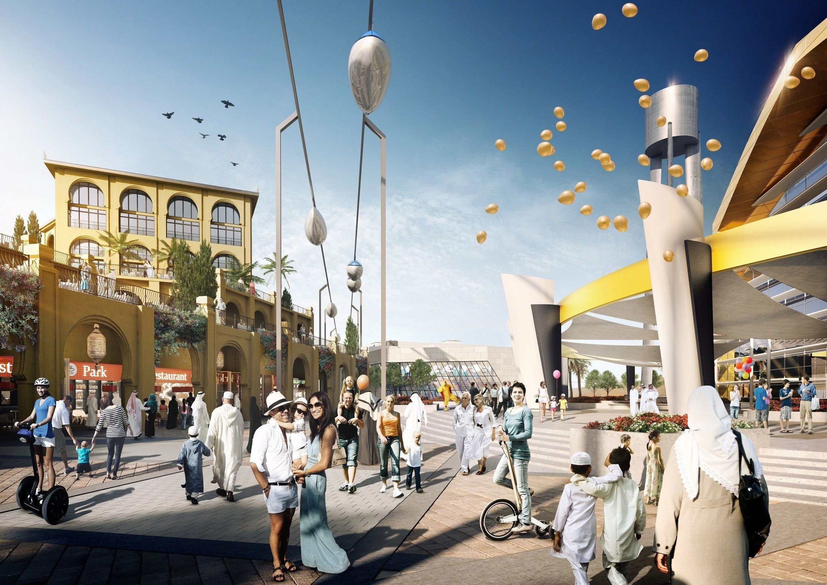 Miral Signs MoU with skyTran to Revolutionise Transportation in Abu Dhabi's Yas Island