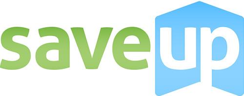 SaveUp Logo.  (PRNewsFoto/SaveUp)