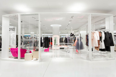 SPACE at Nordstrom