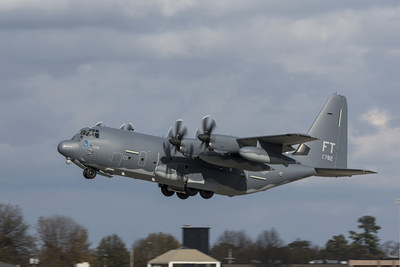 The 2,500th production C-130 Hercules was delivered on Friday, December 11, 2015.  HC-130J Combat King II, assigned to the USAF 71st Rescue Squadron was ferried to its new home at Moody AFB in Valdosta, Georgia.