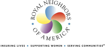 Royal Neighbors of America. (PRNewsFoto/Royal Neighbors of America) (PRNewsFoto/Royal Neighbors of America)
