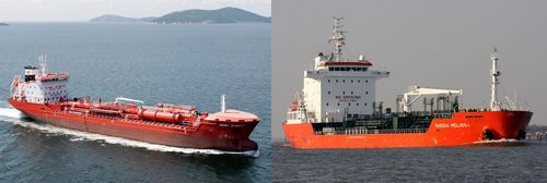 The vessels Duzgit Integrity and Marida Melissa and their cargo have been wrongfully detained by the São Tomé  ...