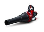 Troy-Bilt introduces Jet(TM), a powerful new leaf blower with a sleek design and an innovative mixed-flow fan that maximizes air volume and harnesses speed. (PRNewsFoto/Troy-Bilt)