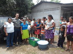 WASH President Eric John Harrison delivers needed medical supplies to a community health clinic in municipality of Ocos, department of San Marcos, Guatemala. (PRNewsFoto/WASH)