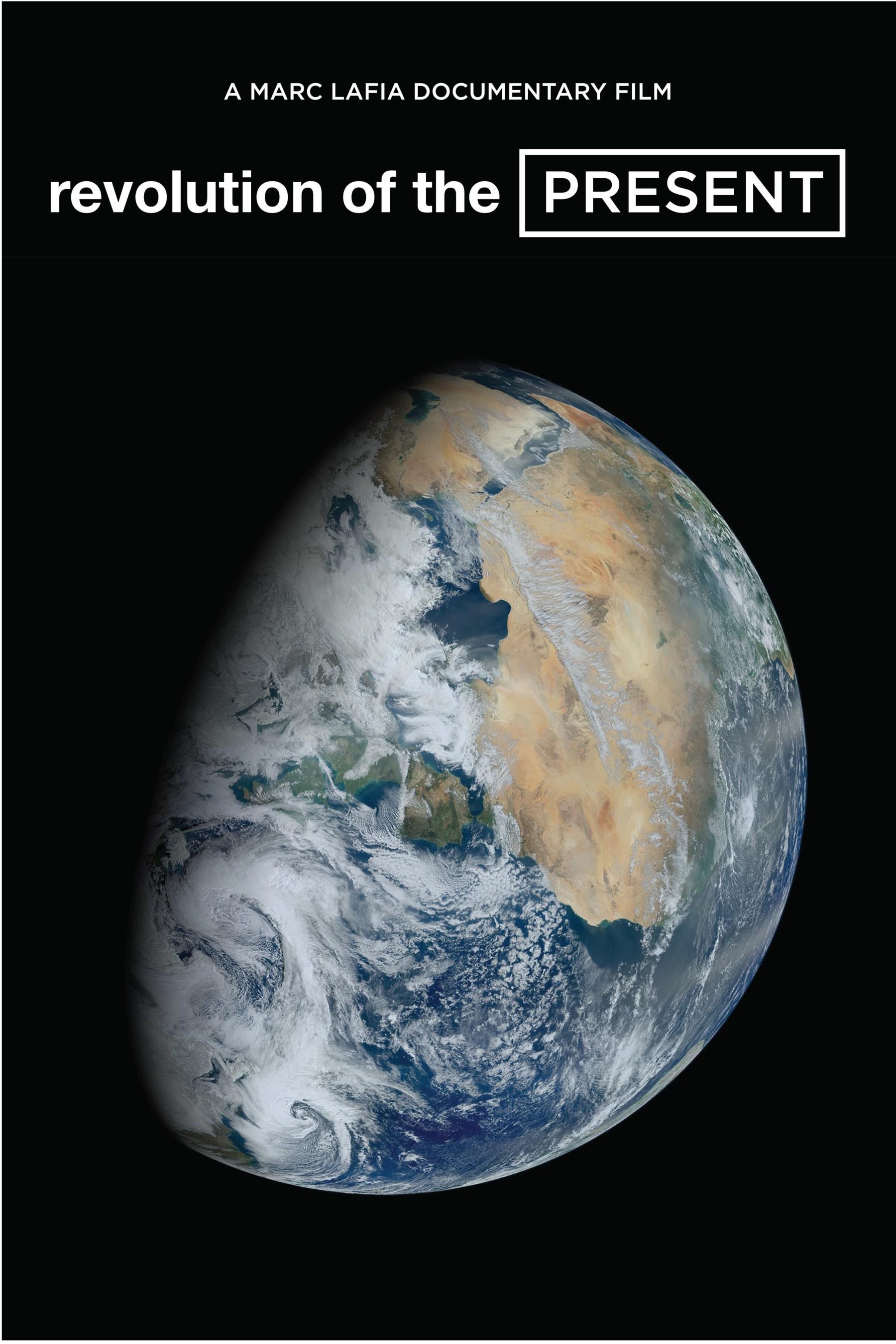 Lanzamiento mundial del documental titulado 'Revolution of the Present', un manual básico para la