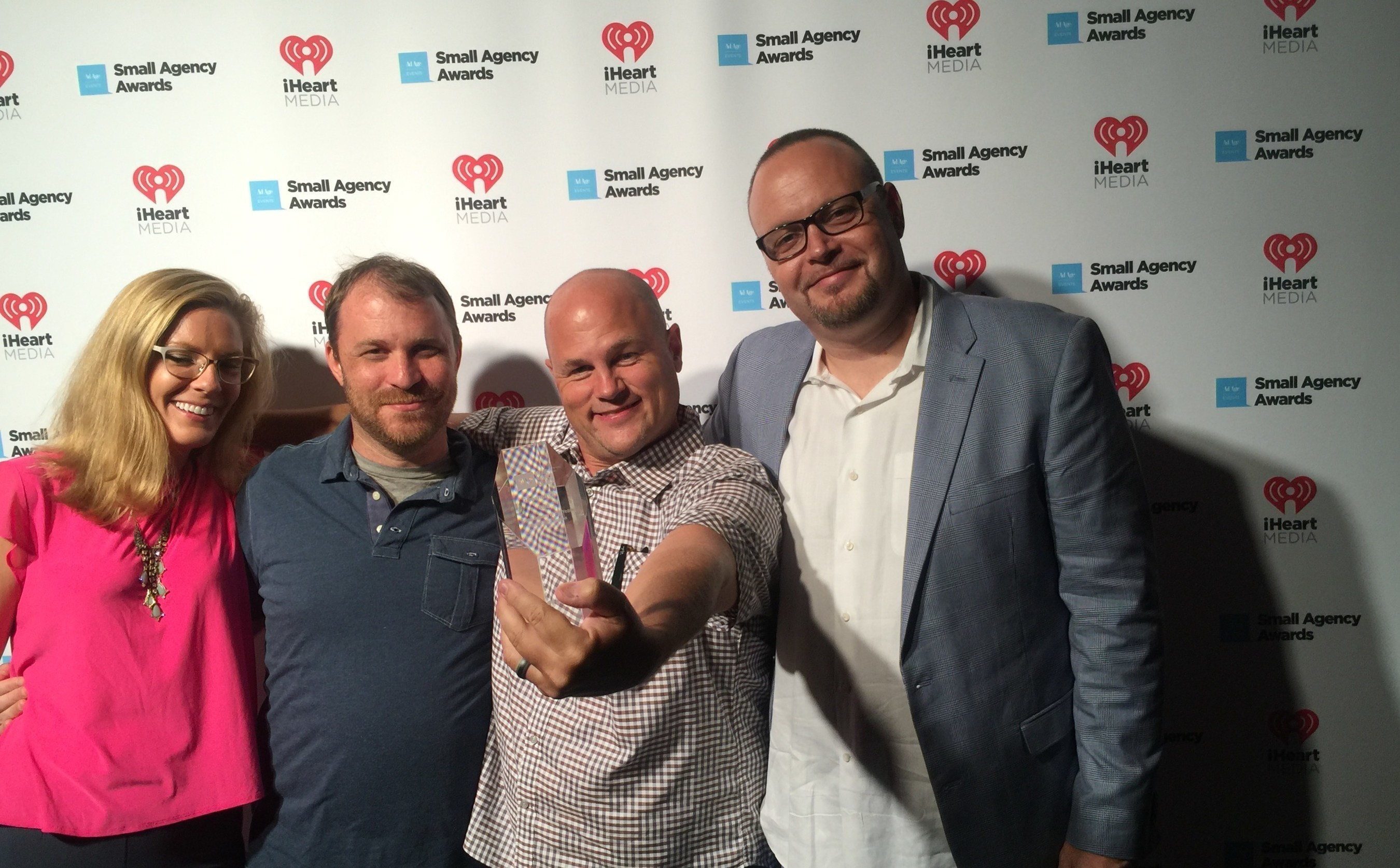 breensmith named Ad Age's Small Agency of the Year, Southeast