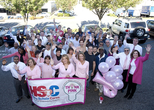 Henry Schein's Sixth Annual 'Think Pink, Practice Pink' Program Sustains Support for American