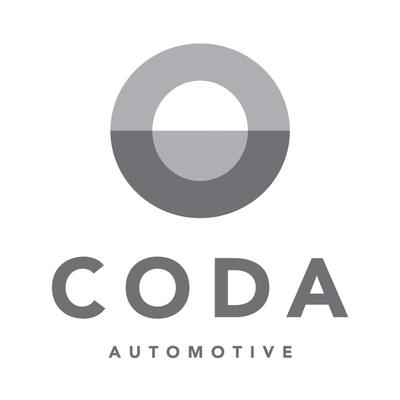 CODA Automotive Logo. (PRNewsFoto/CODA Automotive)