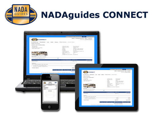 NADAguides offers 15 Day FREE trial for CONNECT.  (PRNewsFoto/NADAguides)