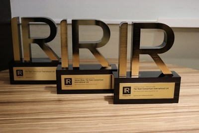 """FEC won three top honours at the """"IR Magazine Awards - Greater China 2016"""", including """"Best Overall Investor Relations (small & mid-cap)"""", """"Best in Sector: Real Estate"""" and """"Best Investor Relations Officer (small & mid cap)- Ms. Venus Zhao, Head of Investor Relations & Corporate Finance""""."""