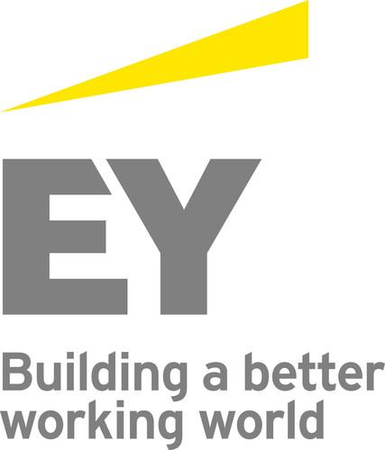 EY - Building a better working world (PRNewsFoto/EY)
