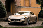 """Maserati is experiencing growth not only on the new Quattroporte but also on the continued popularity of the GranTurismo models,"" commented Maserati North America, Inc., President and CEO Bob Graczyk. ""With the all wheel drive Quattroporte model hitting showrooms in greater numbers this September, and the Ghibli in fourth quarter we expect this sales growth to continue into the future."" (PRNewsFoto/Maserati North America)"