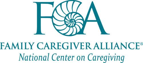 Family Caregiver Alliance Logo.  (PRNewsFoto/Family Caregiver Alliance)