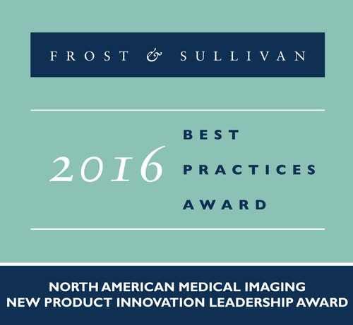 Frost & Sullivan Spotlights Carestream's Innovation and Continued Success in North American Medical