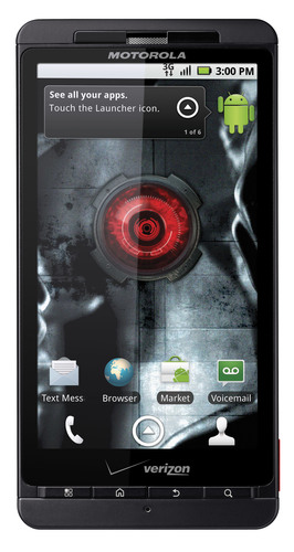July 2010: DROID X by Motorola Lands on the Nation's Largest & Most Reliable 3G Network