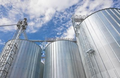 Ruukki's Z600 metal coating is suitable for applications requiring excellent corrosion resistance. It can be used in applications such as silos