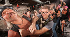 Bar Fight (PRNewsFoto/Food and Beverage Insurance Agen)