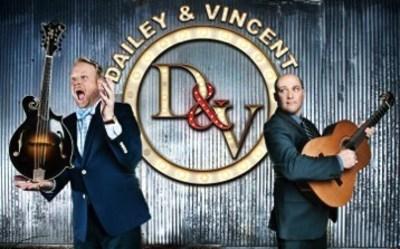 Dailey & Vincent (PRNewsFoto/Springer Mountain Farms)