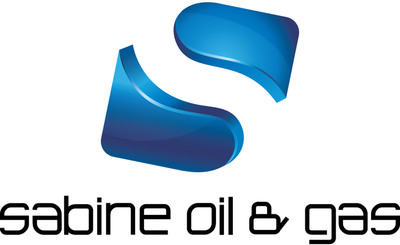 Sabine Oil & Gas Corporation Logo.