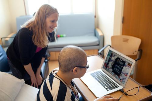 Nueva aplicación de juego de lucha contra el cáncer pasa a ser global