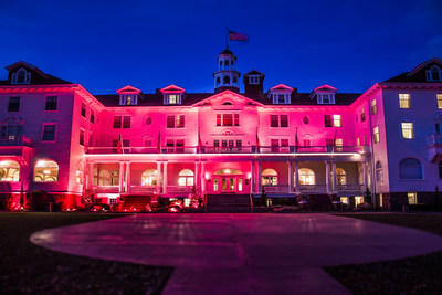 The Stanley Hotel, an icon in Colorado and horror industry lore is the proposed site for the Stanley Film Center.