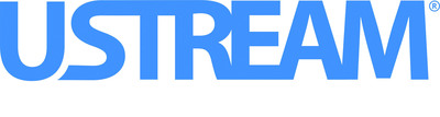 Ustream logo. (photo   (PRNewsFoto/Ustream)