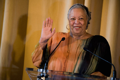Toni Morrison. (PRNewsFoto/BestMastersPrograms.org) (PRNewsFoto/BESTMASTERSPROGRAMS.ORG)