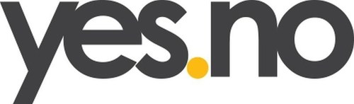 yes.no Logo (PRNewsFoto/yes.no) (PRNewsFoto/yes.no)