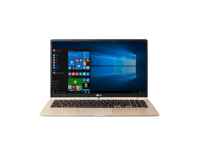 """LG Electronics USA announced today an expansion in its lineup of premium, high-performance """"LG gram"""" laptop computers - the LG gram 15 series, now available at B&H, Fry's, Microcenter and on Amazon.com."""
