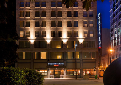 Chicago-based Arbor Lodging Partners has acquired the Fairfield Inn Milwaukee Downtown in the historic 1924 Straus Building.