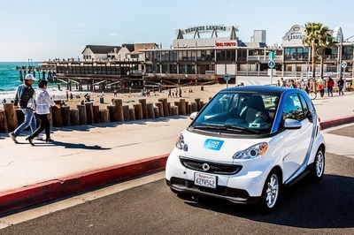 car2go expands in Southern California with the South Bay beginning June 6th