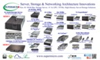 Supermicro(R) Server, Storage and Networking Architecture Innovations for HPC @ SC15