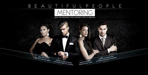 BeautifulPeople Mentoring (PRNewsFoto/BeautifulPeople_com)