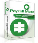 Payroll Mate payroll software complies with California Paystub Law.  (PRNewsFoto/PayrollMate.com)
