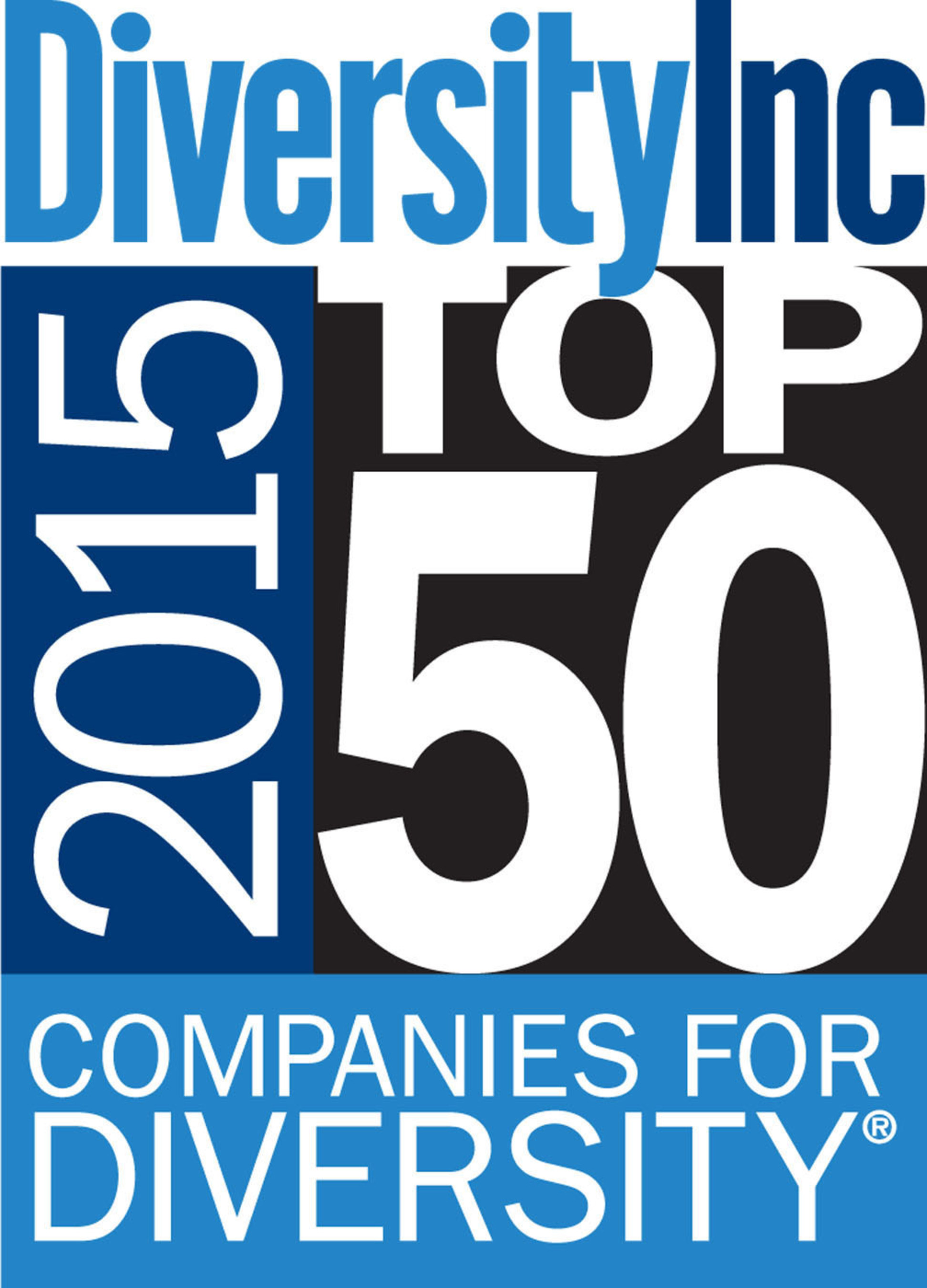 DiversityInc Top 50 Companies for Diversity Logo
