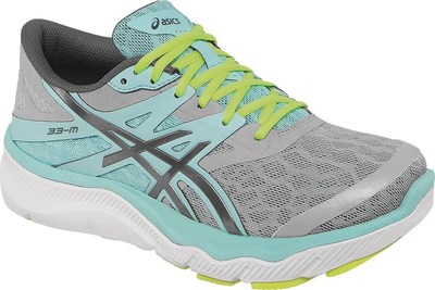 ASICS is introducing the 33-M(TM) as part of the new Natural ...