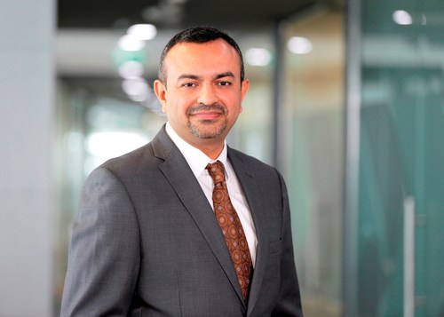 Harshul Joshi, Senior Vice President, Cyber Governance, Risk and Compliance (PRNewsFoto/DarkMatter)