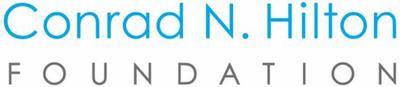 Conrad N. Hilton Foundation Logo.  (PRNewsFoto/Conrad N. Hilton Foundation)
