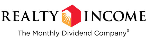 Realty Income Corporation - The Monthly Dividend Company. (PRNewsFoto/Realty Income Corporation) (PRNewsFoto/)