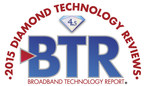 """Procera Networks today announced it has received a Broadband Technology Report (BTR) Diamond Technology Review ranking of 4.5 out of 5 """"Diamonds"""" for its ScoreCard product. ScoreCard delivers improved visibility and measurement of the quality of experience (QoE) that operators' networks are capable of delivering to subscribers. It reports scores separated into application categories that matter the most to subscribers, providing actionable insights about where QoE issues occur in the network and where to target investments and actions for operators to achieve maximum impact on the subscriber experience, network performance and ROI."""