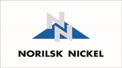 Norilsk Nickel logo (PRNewsFoto/Norilsk Nickel)