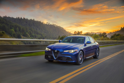 "All-new Alfa Romeo Giulia Wins ""2017 Driver's Choice Award for Best New Luxury Car"""
