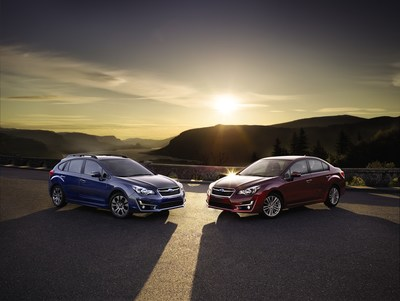 2016 Subaru Impreza named to Kelley Blue Book 10 Best Back-to-School Cars of 2016