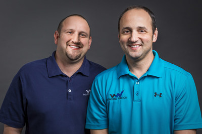 Third-generation window experts, brothers Aaron and Harley Magden credit their midwestern roots and customer-centric philosophy for growing to the 5th largest home improvement company in just 10 years.