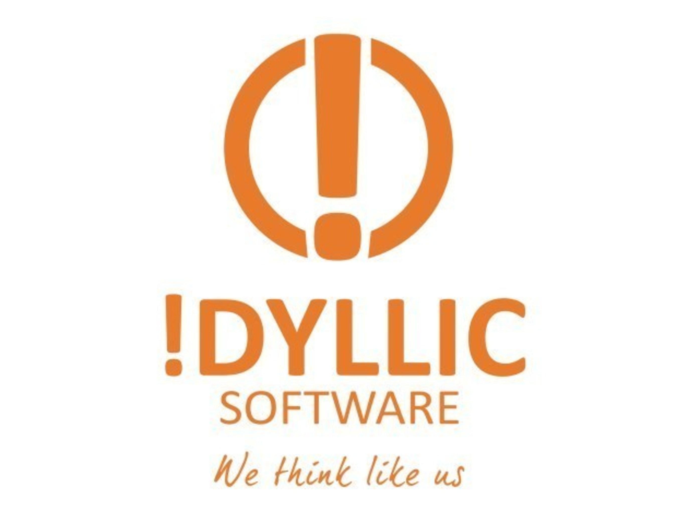 Idyllic Software Logo - We think like us